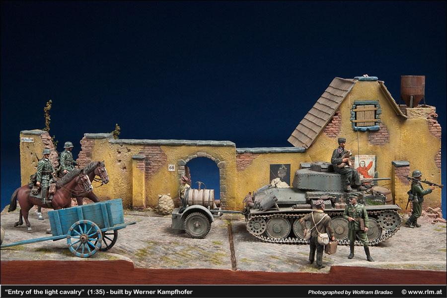 Einzug der leichten Kavallerie - Die Luftwaffe im Modell