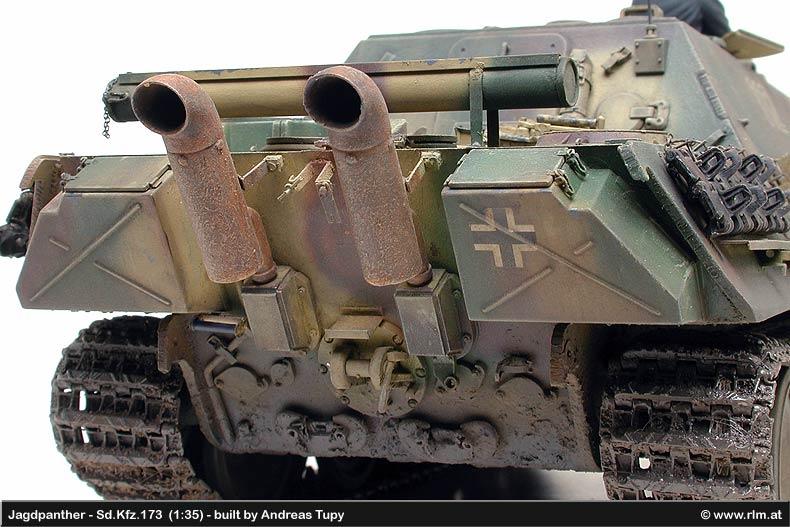 Jagdpanther Sd Kfz 173 1 35 Gebaut Von Andreas Tupy